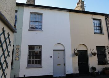 Thumbnail 2 bedroom terraced house to rent in Church Walks, Bury St. Edmunds