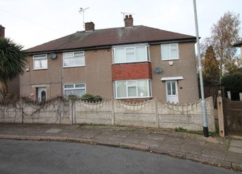 Thumbnail 3 bed semi-detached house for sale in Beck Crescent, Mansfield