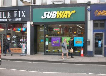 Thumbnail Retail premises to let in Fulham Broadway, Fulham