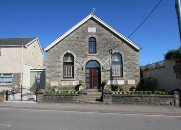 Thumbnail 4 bed detached house for sale in Bryn Seion Chapel Coychurch Road, Pencoed, Bridgend.