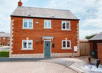 Thumbnail 3 bed detached house for sale in Anvil Close, Elton, Chester