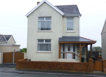 Thumbnail 3 bed detached house for sale in Waterloo Road, Penygroes, Llanelli, Carmarthenshire.