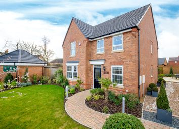 Thumbnail 4 bed detached house for sale in Station Road, Warboys, Huntingdon
