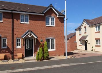 Thumbnail 3 bed semi-detached house for sale in Min Yr Aber, Gorseinon, Swansea