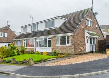 Thumbnail 3 bed semi-detached bungalow for sale in Foster Crescent, Morley, Leeds