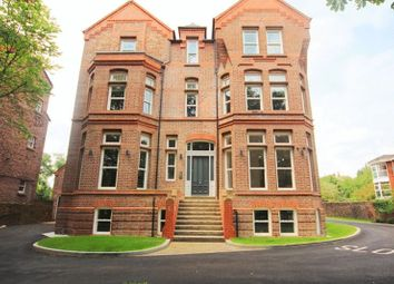 Thumbnail 2 bed flat for sale in Livingston Drive North, Liverpool
