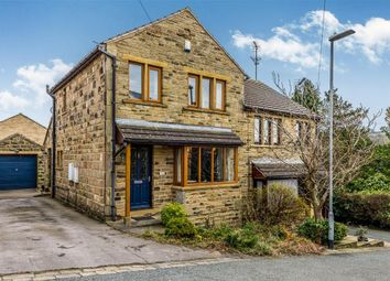 Thumbnail 3 bedroom property to rent in Wesley Terrace, Denby Dale, Huddersfield