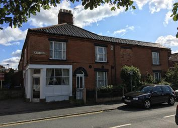 Thumbnail 2 bed end terrace house for sale in 91 & 91A Heath Road, Norwich, Norfolk
