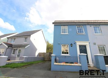 2 bed end terrace house for sale in Brookside Avenue, Johnston, Haverfordwest, Pembrokeshire SA62