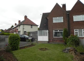 Thumbnail 3 bed semi-detached house for sale in Sherborne Road, Aspley, Nottingham