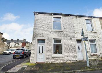 Thumbnail 3 bed end terrace house for sale in Haworth Street, Rishton, Blackburn, Lancashire