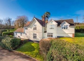 Thumbnail 4 bed detached house for sale in Lamarsh, Bures, Essex