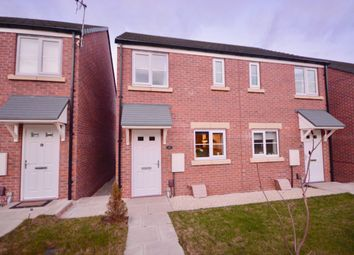 Thumbnail 2 bed town house for sale in John Street Way, Wombwell, Barnsley