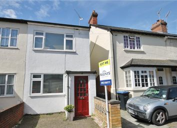 Thumbnail 2 bed semi-detached house to rent in Alexandra Road, Addlestone, Surrey
