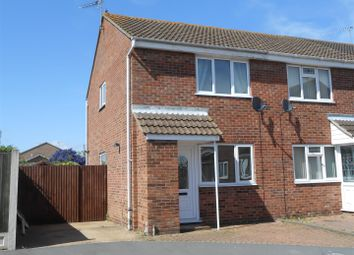 Thumbnail 2 bed semi-detached house to rent in Caterham Close, Clacton-On-Sea