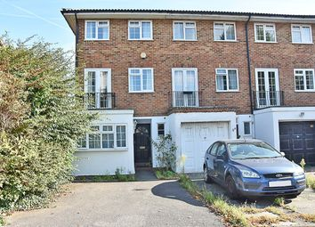 Thumbnail 3 bed terraced house for sale in Stanley Road, Sutton, Surrey