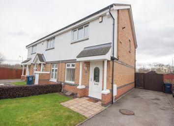 Thumbnail 2 bedroom terraced house for sale in Crosthwaite Grove, Sunderland