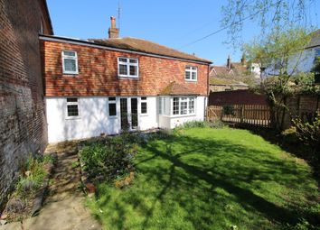 Thumbnail 4 bed terraced house to rent in Bank Street, Bishops Waltham