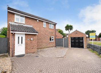 Thumbnail 3 bed detached house for sale in Prince Of Wales Road, Caister-On-Sea, Great Yarmouth