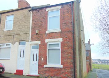 Thumbnail 2 bedroom terraced house to rent in Dennis Street, Wheatley Hill, Durham