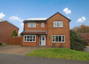 Thumbnail 4 bedroom detached house for sale in Dalglish Drive, Blackburn