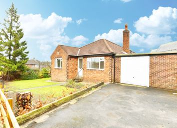 Thumbnail 3 bed detached bungalow to rent in Hill Top Close, Harrogate, North Yorkshire