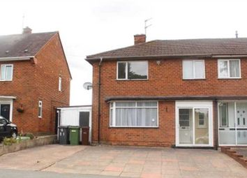 Thumbnail 3 bed semi-detached house for sale in Warstones Drive, Penn, Wolverhampton