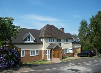 Thumbnail 5 bed detached house to rent in Manor Close, Tunbridge Wells, Kent