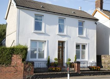 Thumbnail 3 bed detached house for sale in Llwydcoed Road, Aberdare, Mid Glamorgan