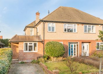Thumbnail 4 bed semi-detached house for sale in Birdham Close, Bickley, Bromley