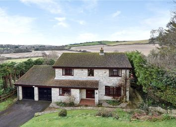 Thumbnail 4 bed detached house for sale in Plaisters Lane, Sutton Poyntz, Weymouth, Dorset