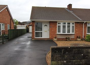 Thumbnail 2 bed semi-detached bungalow for sale in Stockwood Lane, Stockwood, Bristol