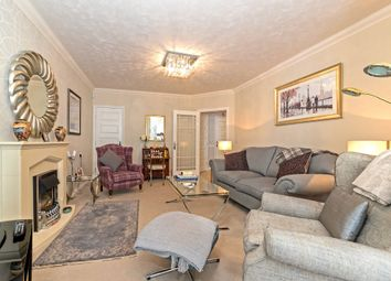 Thumbnail 2 bed flat for sale in Astonia Lodge, Pound Avenue, Stevenage