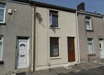 Thumbnail 2 bedroom terraced house for sale in Grenfell Town, Pentrechwyth, Swansea, City And County Of Swansea.
