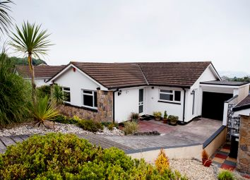 Thumbnail 3 bed bungalow for sale in Broadley Drive, Torquay, Devon
