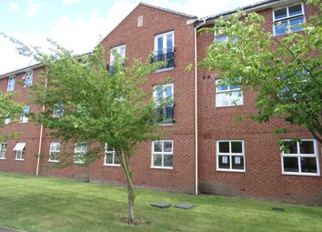 Thumbnail 2 bed flat for sale in Welland Road, Hilton, Derby