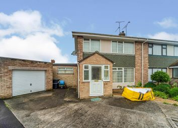 Thumbnail 3 bed semi-detached house for sale in Legion Road, Yeovil