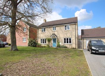 Thumbnail 4 bed detached house for sale in Noctule Avenue, Castle Mead, Trowbridge, Wiltshire