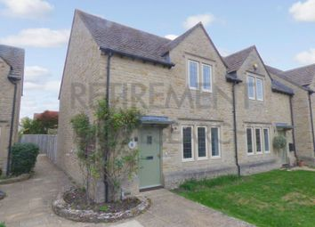 Thumbnail 2 bed flat for sale in Lygon Court, Fairford