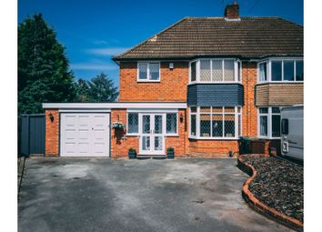 3 bed semi-detached house for sale in Larkfield Avenue, Birmingham B36