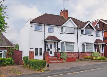 Thumbnail 3 bed semi-detached house for sale in Ashmead Drive, Cofton Hackett