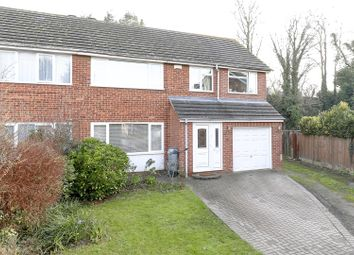Thumbnail 4 bedroom semi-detached house for sale in Lydbrook Close, Sittingbourne