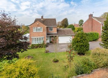 Monmouth Court, Chard TA20. 4 bed detached house