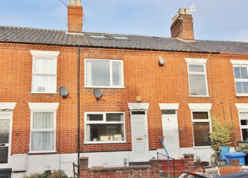 Thumbnail 3 bed terraced house for sale in Wodehouse Street, Norwich