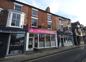 Thumbnail 1 bed flat to rent in Shropshire Street, Market Drayton, Shropshire