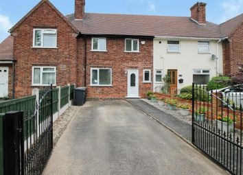Thumbnail 2 bed terraced house for sale in Chetwynd Road, Chilwell, Nottingham