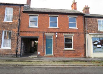 Thumbnail 4 bed semi-detached house for sale in High Street, Wainfleet, Skegness