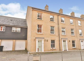 Thumbnail 4 bed property to rent in Kilderkin Way, Norwich