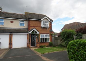 Thumbnail 3 bed end terrace house for sale in Bridgnorth Row, Berkeley Beverborne, Worcester