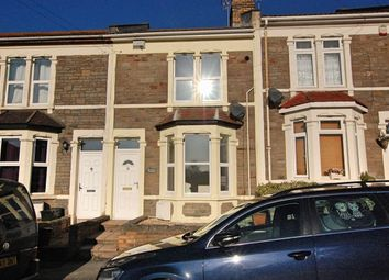 Thumbnail 3 bed terraced house for sale in Elton Road, Kingswood, Bristol